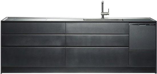 TANICO システムキッチン DG-F