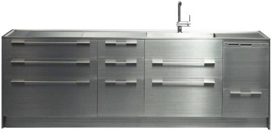 TANICO システムキッチン DG-S